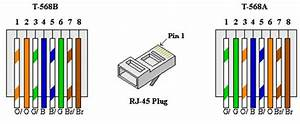 Differences Between Rj45 And Rj11 Connector  U2013 Optical Communication