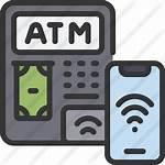 Atm Machine Icon Premium Icons