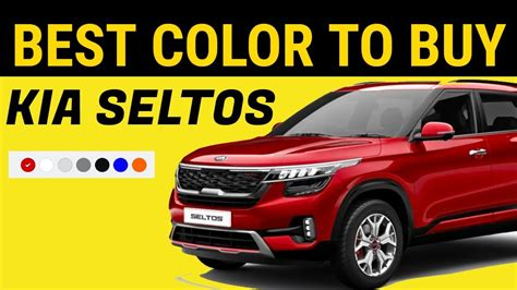 kia seltos color options seltos  color  buy