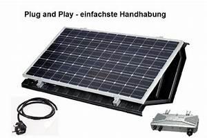 Solar Plug And Play : garten top kaufen solarset komplettanlage 190 wp haus ~ Whattoseeinmadrid.com Haus und Dekorationen