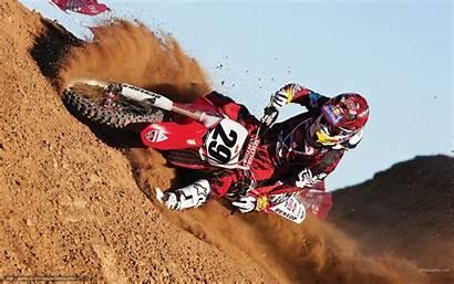 Bull Honda Motocross Racing Desktop Team Wallpapers