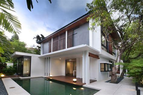 hijauan house   design