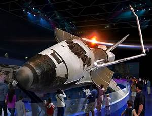 Space Shuttle Atlantis Now Open at the Kennedy Space ...
