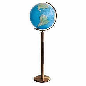 Globe Sur Pied Columbus Duo 204079
