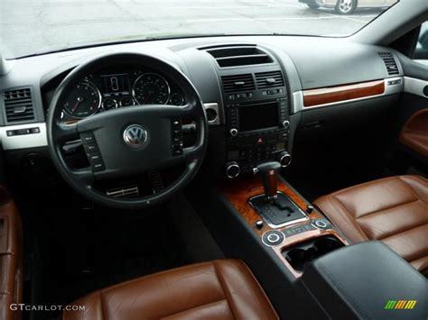 volkswagen touareg interior 2004 teak interior 2004 volkswagen touareg v8 photo 38725923