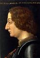 Galeazzo Maria Sforza, Duke of Milan – kleio.org