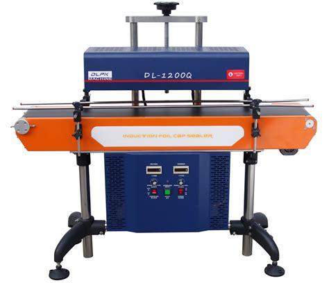 china automatic aluminum foil induction sealing machine  conveyor production  china