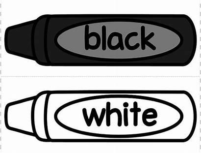 Crayon Clipart Crayons Clip Colors Cliparts Drawing