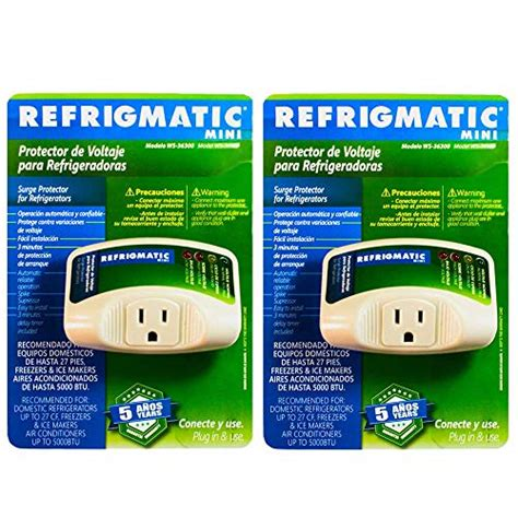 surge refrigerator protector electronic ws cu ft voltage stabilizer appliance refrigerators amazon freezers pack which sellers pieces