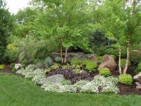Berm Landscaping Ideas