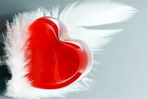 Red Love Heart - Wallpaper #29596