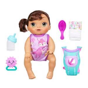 Baby Alive Doll Go Bye Bye Baby