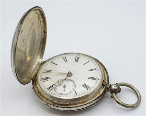 Sterling Silver Full Hunter Pocket Watch English Hallmarks To… Antique Rose Colour Tie Car Restoration Jacksonville Fl Wooden Spindle Bed Frame Emporium Hours Dining Room Table Values Heart Pine Flooring South Carolina Soap Advertising Signs Style High Back Farm Sink
