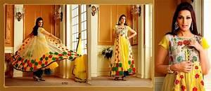 Bollywood Actress Sonali Bendre Anarkali Salwar Suits ...