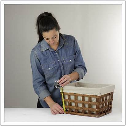 Cabinet Basket Build Basic