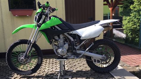 Kawasaki Klx 230 Modification by Klx 250 Modifications