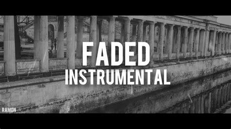Faded (instrumental/ Karaoke) Rock Metal