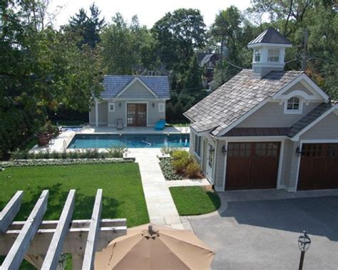 Garage And Pool House Home Design Ideas, Pictures, Remodel