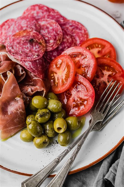 meat  olive plate keto lunch healthful pursuit