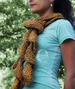 Crochet How to - Scarf Pattern