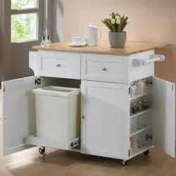 roll away kitchen island white kitchen island cart 6540