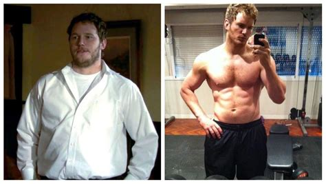 actor jurassic world gordo el milagro de chris pratt as 237 perdi 243 36 kilos en 6 meses