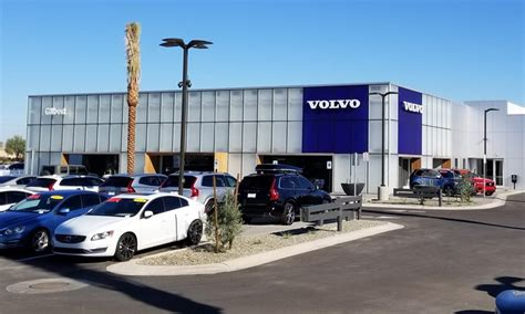 volvo cars gilbert opens  east valley az big media