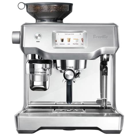 espresso machine wit breville oracle touch espresso machine with frother
