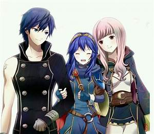 Chrom x Female Avatar = best pairing EVER. ~ YEAH! | Fire ...