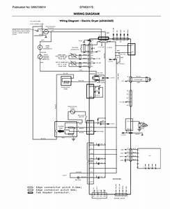 Electrolux Efme617siw0 Dryer Parts