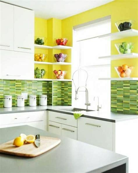 yellow and green kitchens choisir quelle couleur pour une cuisine 1687
