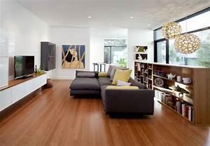 Deco Moderne Salon : d co moderne pour le salon 85 id es avec canap gris ~ Teatrodelosmanantiales.com Idées de Décoration