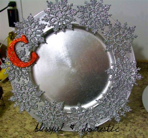 ideas for christmas plate designs guest tutorial monogrammed plate see craft