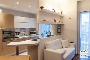 Best Separazione Cucina Soggiorno Pictures - House Design Ideas 2018 ...