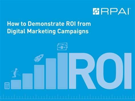 Digital Marketing Programs by How To Demonstrate Roi From Digital Marketing Programs