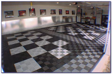 recycled rubber garage floor tiles tiles home design