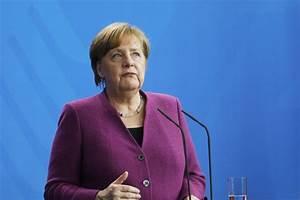 German Chancellor Angela Merkel could lose her job over ...