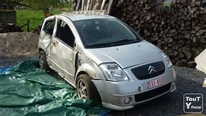 Voiture Accidenté : citroen c2 accidente a vendre annonces voitures d 39 occasion ~ Gottalentnigeria.com Avis de Voitures