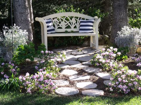 Images Of Shady Garden Corner Ideas Landscaping