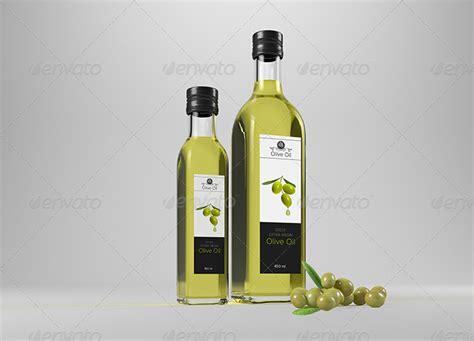 olive oil packaging mockup  pixelland graphicriver