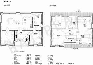 plans et permis de construirenotre plan de maison pepite With maison a construire plan