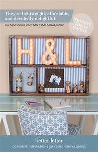 17 best images about marquee on pinterest office decor With giant marquee letters hobby lobby