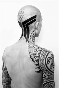Turtle Shoulder Maori Blackwork tattoo  Best Tattoo Ideas Gallery