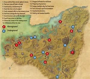 ESO Malabal Tor Skyshards Guide - Dulfy