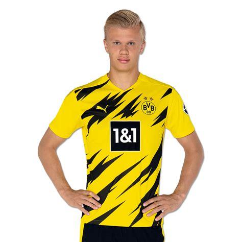Borussia Dortmund 2020-21 Puma Home Kit | 20/21 Kits ...