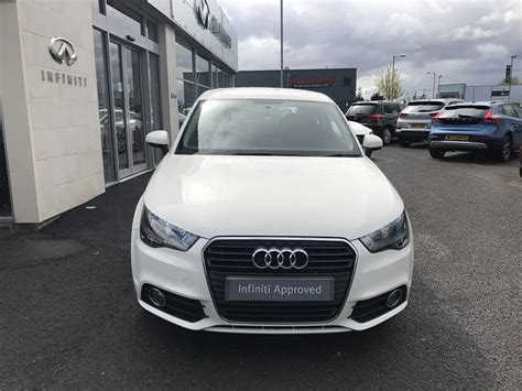 Audi A1 Sport Tdi For Sale At Mervyn Stewart, Used Car