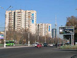 Tashkent - Wikipedia
