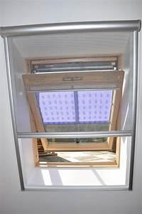 Moustiquaire Pour Fenêtre De Toit : fen tre de toit velux moustiquaire r alisations ~ Dailycaller-alerts.com Idées de Décoration