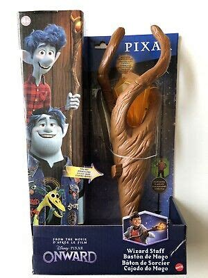 disney pixar onward  wizard staff  tall  fast