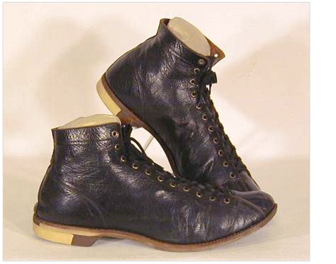 leather basketball shoes circa